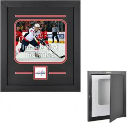 Washington Capitals Horizontal 8'' x 10'' Photo Display Case - Mounted Memories