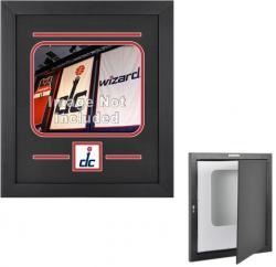 """Washington Wizards Deluxe 8"""" x 10"""" Horizontal Team Logo Frame"""