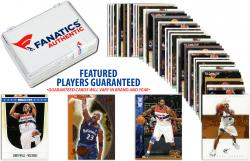 Washington Wizards Team Trading Card Block/50 Card Lot - Mounted Memories