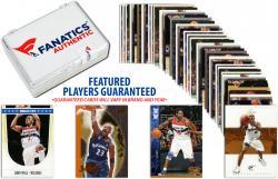 Washington Wizards Team Trading Card Block/50 Card Lot