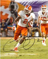 "Sammy Watkins Clemson Tigers Autographed 8"" x 10"" Orange Bowl Photograph"