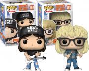 Wayne and Garth Wayne's World Funko Pop! Bundle