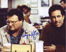 WAYNE KNIGHT signed *SEINFELD* 8X10 photo NEWMAN COA #2