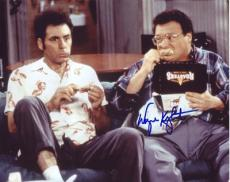 WAYNE KNIGHT signed *SEINFELD* 8X10 photo NEWMAN COA #3