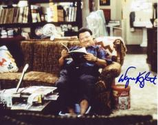 WAYNE KNIGHT signed *SEINFELD* 8X10 photo NEWMAN COA #7