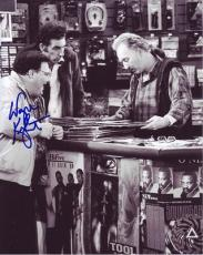 WAYNE KNIGHT signed *SEINFELD* 8X10 photo NEWMAN COA #8