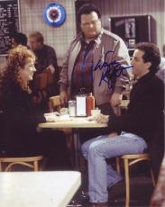 WAYNE KNIGHT signed *SEINFELD* 8X10 photo NEWMAN COA #A