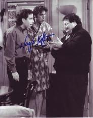 WAYNE KNIGHT signed *SEINFELD* 8X10 photo NEWMAN COA #B