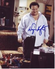 WAYNE KNIGHT signed *SEINFELD* 8X10 photo NEWMAN COA #G