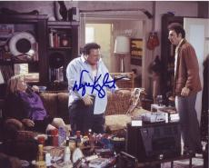 WAYNE KNIGHT signed *SEINFELD* 8X10 photo NEWMAN COA #H