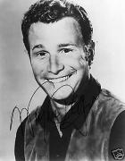 Wayne Rogers autographed Photograph