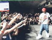 WEEZY Lil Wayne signed 11 x 14, Rap, Young Money, YMCMB, Rich Gang, PSA/DNA