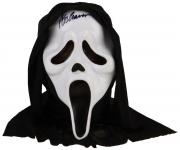 Wes Craven Autographed Replica Scream Mask- JSA COA
