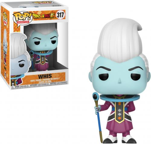 Whis Dragon Ball #317 Funko Pop!