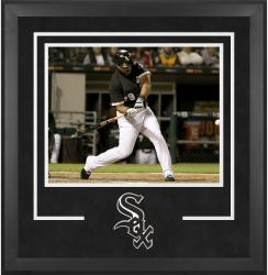 "Chicago White Sox Deluxe 16"" x 20"" Horizontal Photograph Frame - Mounted Memories"