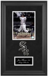 "Chicago White Sox Deluxe 8"" x 10"" Team Logo Frame - Mounted Memories"