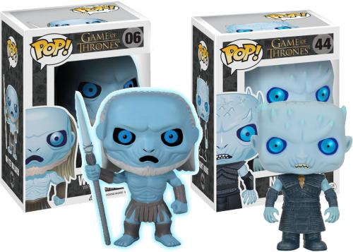 White Walker & Night King Game of Thrones Funko Pop! Bundle