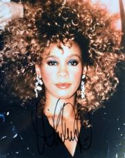 Whitney Houston Signed - Autographed Singer - Actress 8x10 inch Photo - Deceased 2012 - Guaranteed to pass PSA/DNA or JSA