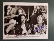 Whoopi Goldberg & Mary Louis Parker signed 8x10 photo - coa