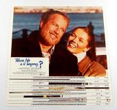"Whose Life Is It Anyway? 11"" x 14"" Movie Lobby Card Set of (8) Richard Dreyfuss"