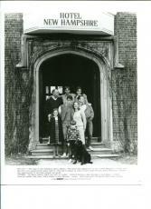 Wilford Brimley Rob Lowe Jodie Foster Seth Green The Hotel New Hampshire Photo