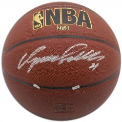 Wilkins, Dominique Auto (i/o) Spalding Basketball