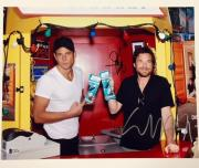 WILL ARNETT & JASON BATEMAN Signed ARRESTED DEVELOPMENT 11x14 Photo w/ BAS COA