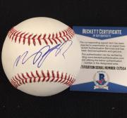 WILL FERRELL Autograph Signed Major League MLB Baseball * Beckett BAS COA * Auto