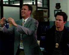 Will Ferrell Mark Wahlberg Signed 8x10 Other Guys Photo Exact Proof UACC RD COA