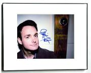 Will Forte Autographed Signed Saturday Night Live Photo   AFTAL