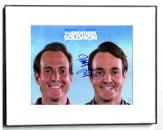 Will Forte Autographed Signed The Solomon Brothers Photo   AFTAL