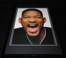 Will Smith 1999 Framed 11x17 Photo Poster Display Men in Black Fresh Prince