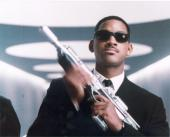 Will Smith 8x10 photo glossy Image #1 Men in Black
