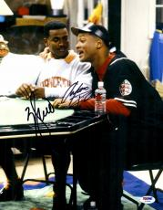 "Will Smith & Alfonso Ribeiro Autographed 11"" x 14"" Fresh Prince of Bel Air Photograph - Beckett COA"