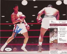 "Will Smith ""ali Movie"" Jsa Coa Signed Autographed 8x10 Metallic Photo L@@k"