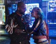 Will Smith AND Margot Robbie Signed - Autographed Suicide Squad 8x10 inch Photo - Guaranteed to pass PSA or JSA - Deadshot and Harley Quinn