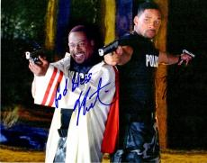 Will Smith and Martin Lawrence Signed - Autographed BAD BOYS 11x14 inch Photo - Guaranteed to pass PSA or JSA