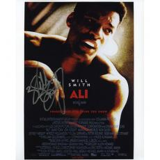 "Will Smith Autographed ""ALI"" 8x10 inch Mini Poster Photo"