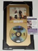 Will Smith Autographed Bad Boys Dvd Cover (framed & Matted) - Jsa Coa!