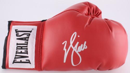 Will Smith Autographed Boxing Glove (muhammad Ali) - Jsa Coa!