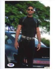 WILL SMITH Bad Boys Autographed Signed 8x10 Photo Certified Authentic PSA/DNA