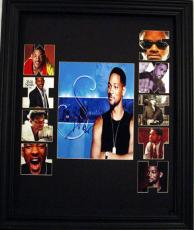 WILL SMITH Framed 1 OF A KIND SIGNED Photo Display