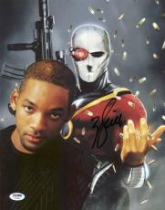 Will Smith Irobot Signed 11X14 Photo Autographed PSA/DNA #Y78164