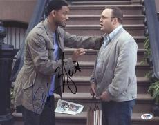 Will Smith & Kevin James - Hitch Signed 11X14 Photo PSA/DNA #Y78163
