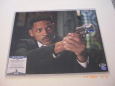 Will Smith Men In Black,the Fresh Prince Beckett/coa Signed 11x14 Photo