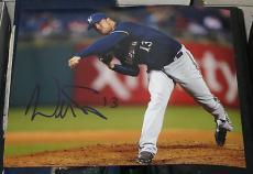 Will Smith Milwaukee Brewers SIGNED 8x10 Photo COA Autographed Baseball MLB