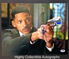 Will Smith Signed 11x14 Photo Autograph Psa Dna Coa Aa30695 Men In Black