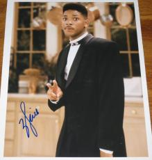 Will Smith Signed 11x14 Photo Fresh Prince Of Bel-air Autograph Ali Coa
