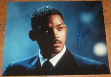 Will Smith Signed 11x14 Photo Fresh Prince Of Bel-air Autograph Ali Coa C