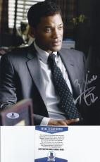 Will Smith Signed 8X10 Photo - Beckett BAS